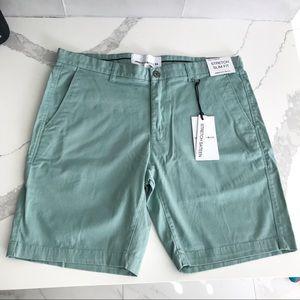 NWT Paper denim & cloth slim fit shorts